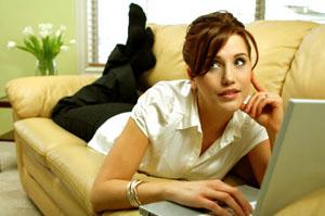 Шесть правил онлайн флирта