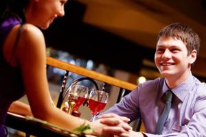 Первое свидание: распознать мужчину