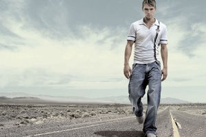 Походка мужчины и его характер