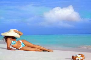 Как выглядеть красиво на пляже?