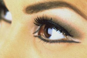 Правильная подводка глаз