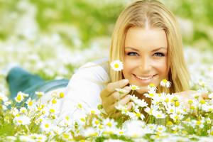 Цветы и характер женщины