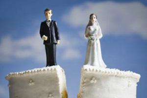 Разводы случаются