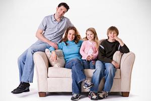 Семья - начало всех начал
