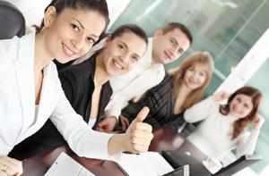Рабочий коллектив - сообщество людей и руководителя