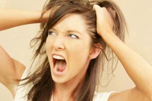 Приступы гнева у человека