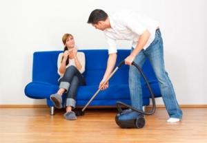 Тест на обязанности для жены