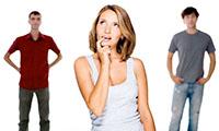 Тест на разборчивость в парнях и мужчинах